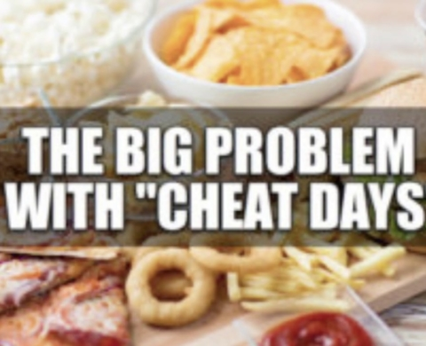 Cheat Meals on Ketogenic Diet